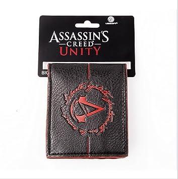 Assassins Creed tarjetero Monedero Assassin S Creed Unidad ...