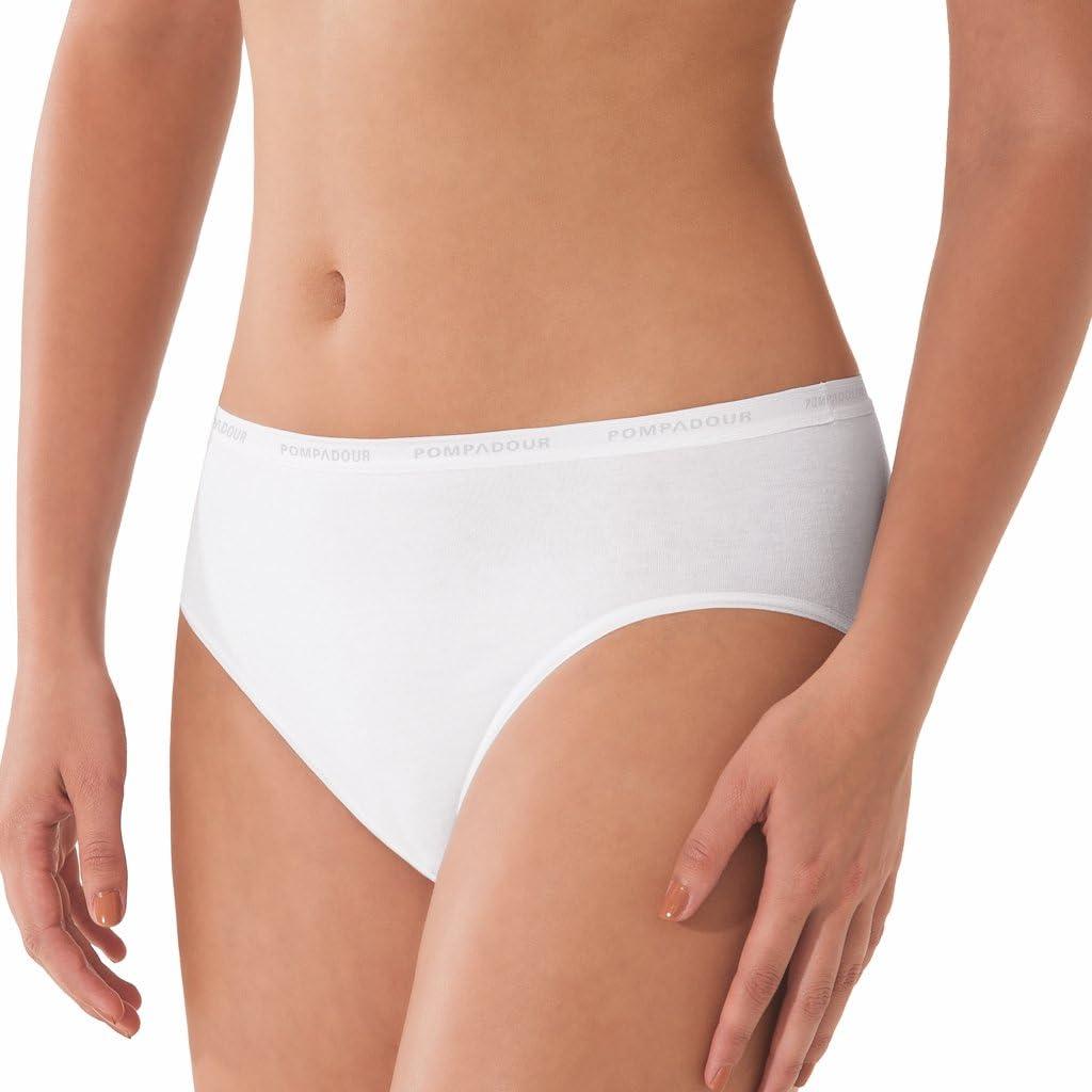 Intime 020 Hüft-Slip Unterhose POMPADOUR Angenehm auf der Haut Damen