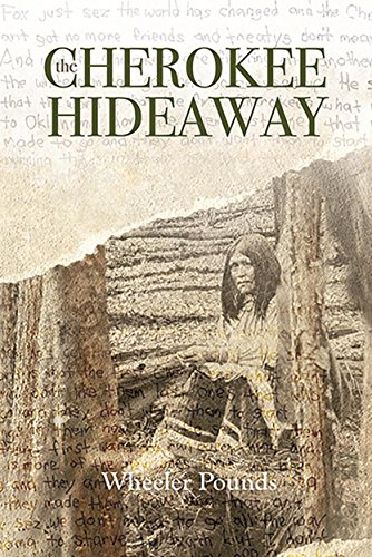The Cherokee Hideaway (Secrets of the Cherokee Hideaway Book 1) (Union Black 0.5')