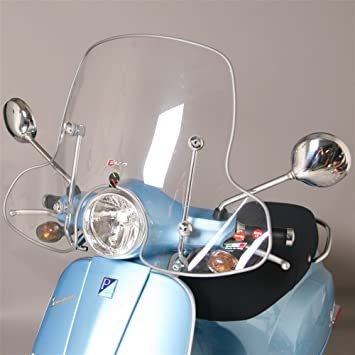 Scooter Windscreen for Vespa GT//GTS Mid Sized