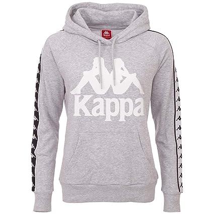 Kappa ENNA Sudadera, Mujer, 18M Grey Melange, Small