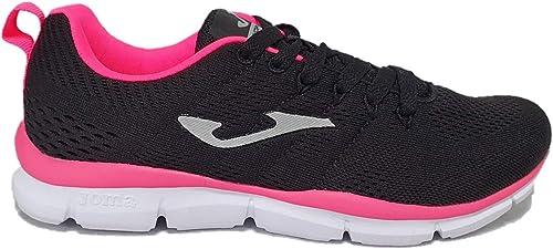 Joma c-Zen 2001 - Zapatillas deportivas para mujer, color negro ...