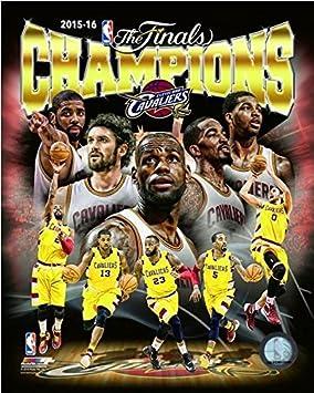 Cleveland Cavaliers 2016 NBA Finals Champions Team Composite Photo 20 x 24