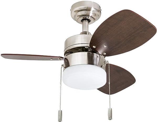Honeywell Ceiling Fans 50601-01 Ocean Breeze Contemporary