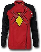 Spider-Woman Moto Womens Jacket