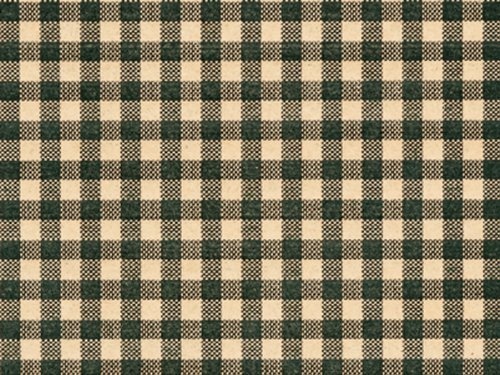 HUNTER GINGHAM Kraft Tissue Paper120~20x30 Half Ream Tissue Prints (2 unit, 120 pack per unit.) by Nas