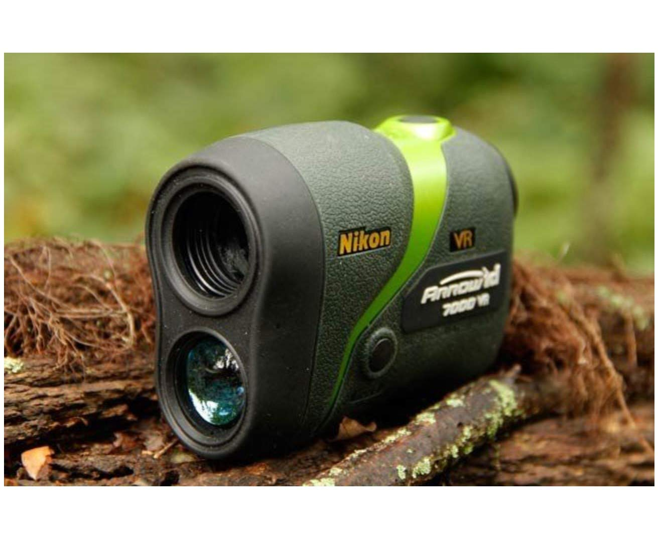 Amazon nikon arrow id vr bowhunting laser rangefinder
