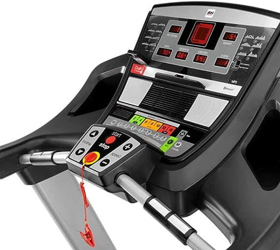 BH Fitness - Cinta de Correr rc12 Dual: Amazon.es: Deportes y aire ...