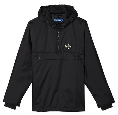 Adidas Originals Rain Wind Hz Jacket Windbreaker Black Black