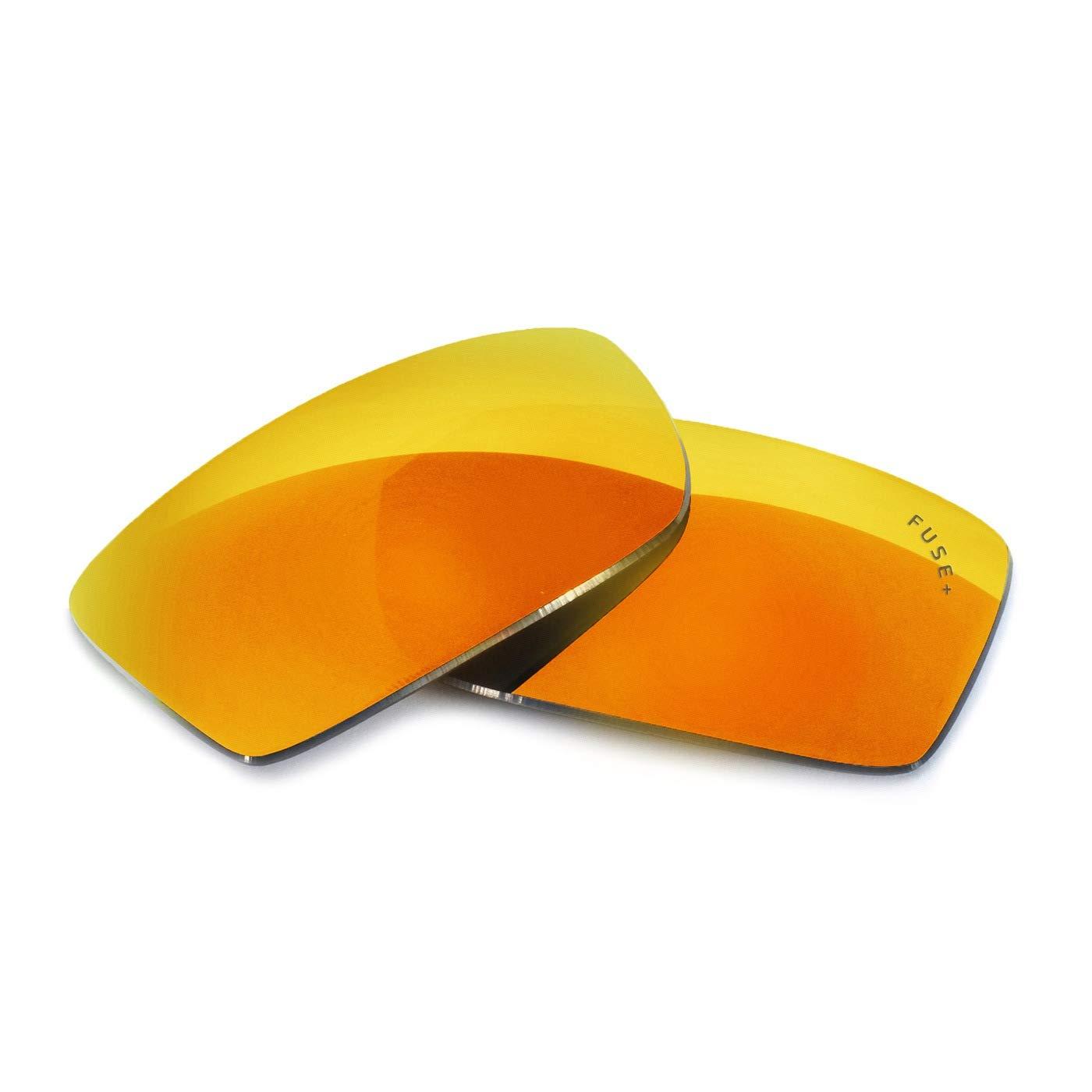 Plus Replacement Lenses for Arnette Wrath AN4084 Fuse Lenses Fuse
