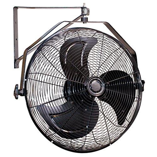 "Price comparison product image DuraBreeze Pro Wall Fan,  18"""