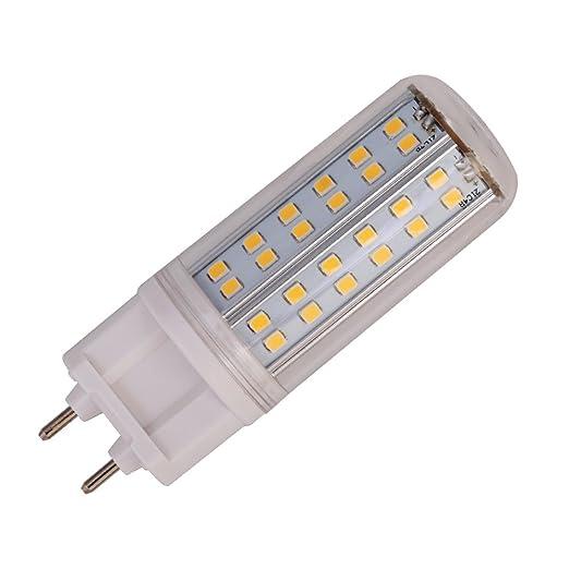 Luz LED de maíz G12 8W (equivalente a 70W) Bombilla LED AC100-265V
