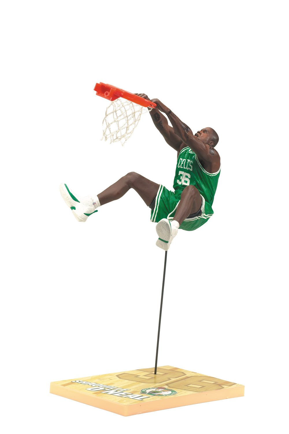 McFarlane Toys NBA Series 19 Shaquille O'Neal 2 Action Figure