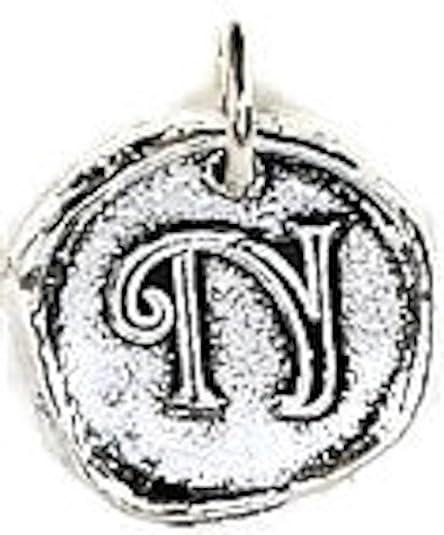 Mini Seal Charm Wax Insignia W Silver Plated