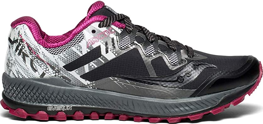 good texture cheap prices reasonably priced Saucony Womens Peregrine 8 Ice+ Running Shoes: Amazon.ca: Shoes ...
