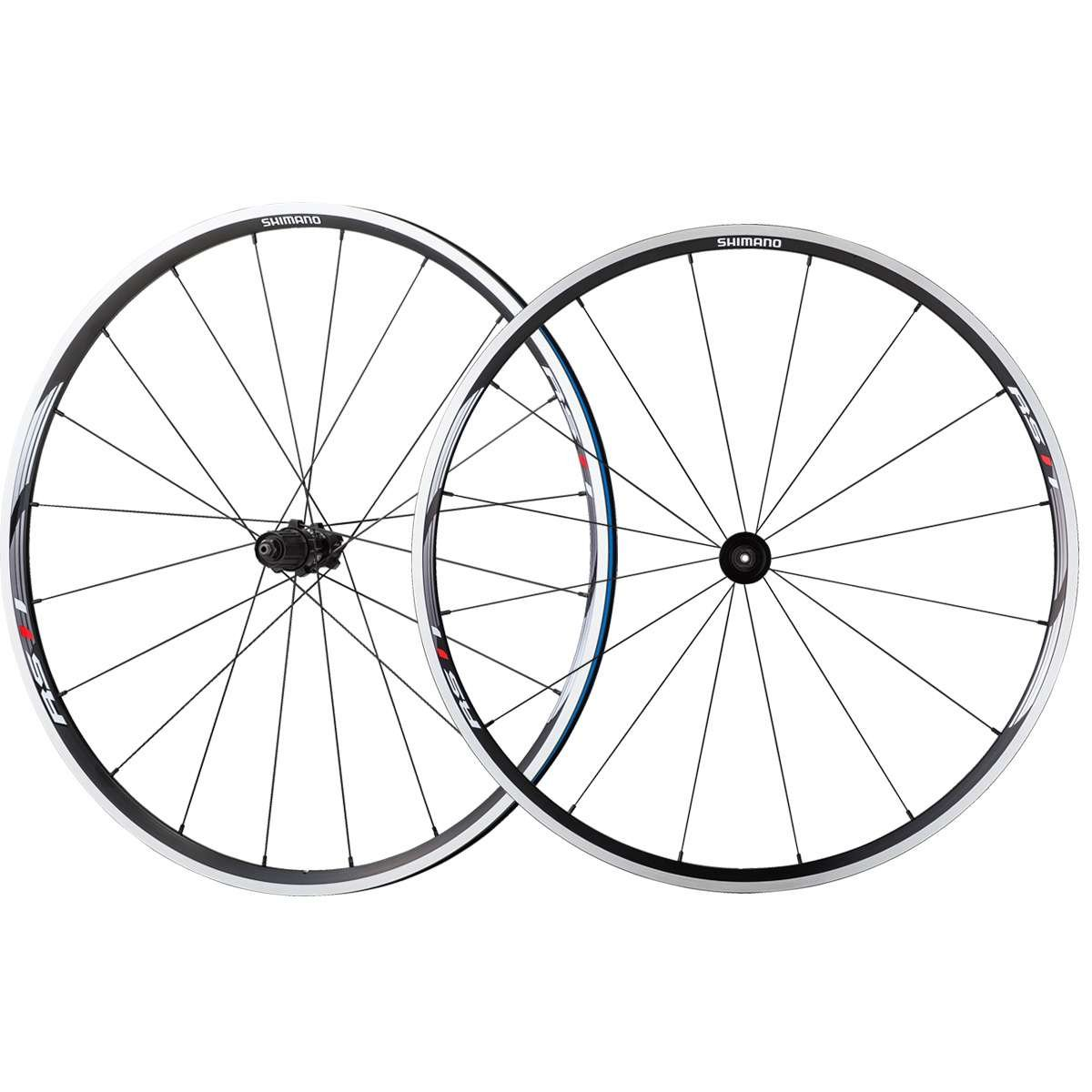 Shimano Front Road Bicycle Wheel - WH-RS11 - EWHRS11FCBM