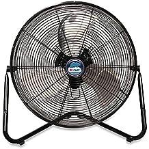 "B-Air FIRTANA-20X 20 Inch Multi Purpose High Velocity Floor Fan, 20"""