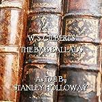 Bab Ballads of WS Gilbert | W. S. Gilbert