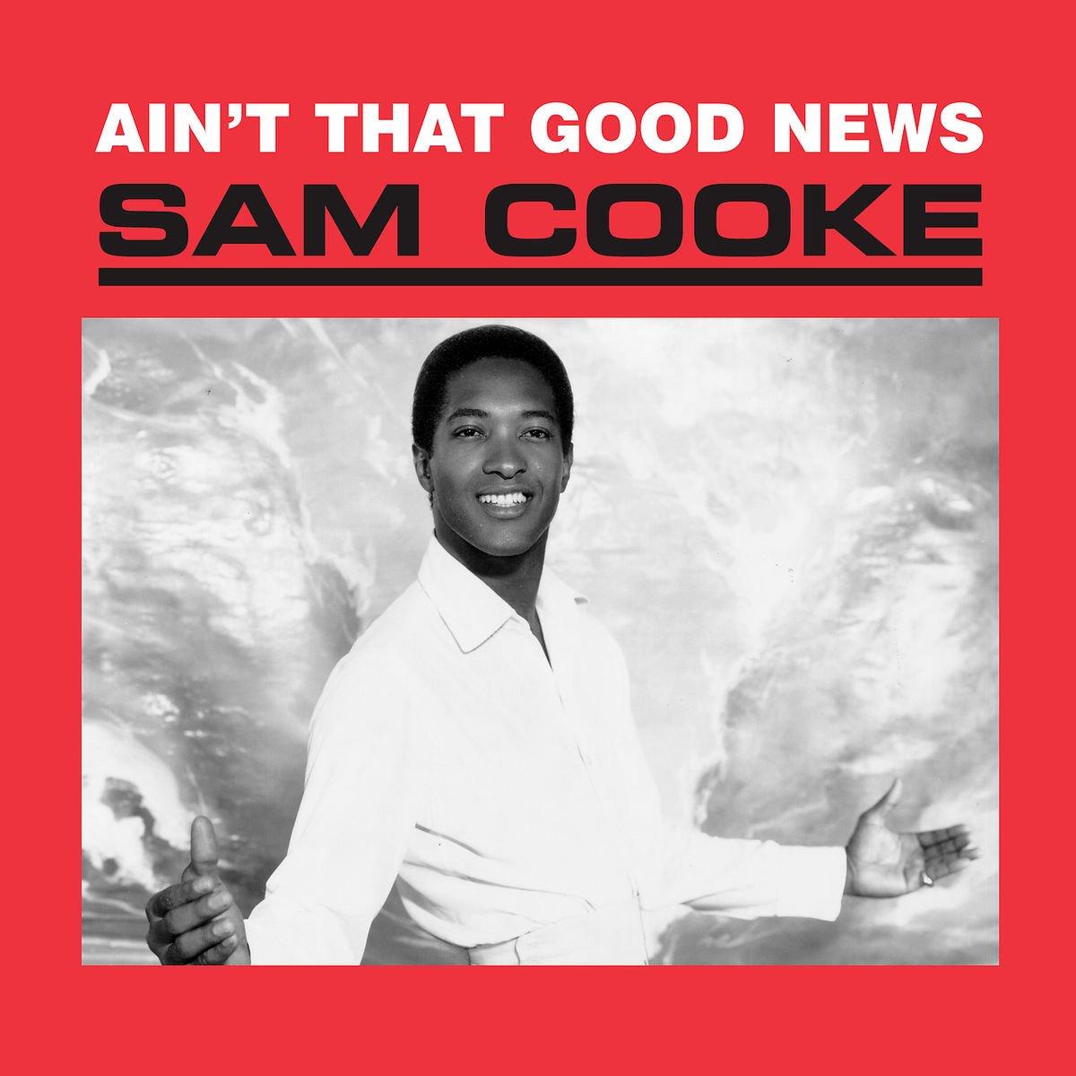 CD : Sam Cooke - Ain't That Good News (CD)