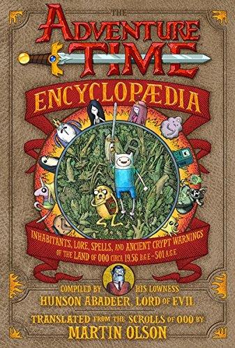 Adventure Time: Die Enzyklopädie