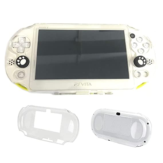 Amazon.com: snnc Playstation Vita 2000 Full Cover Skin Funda ...