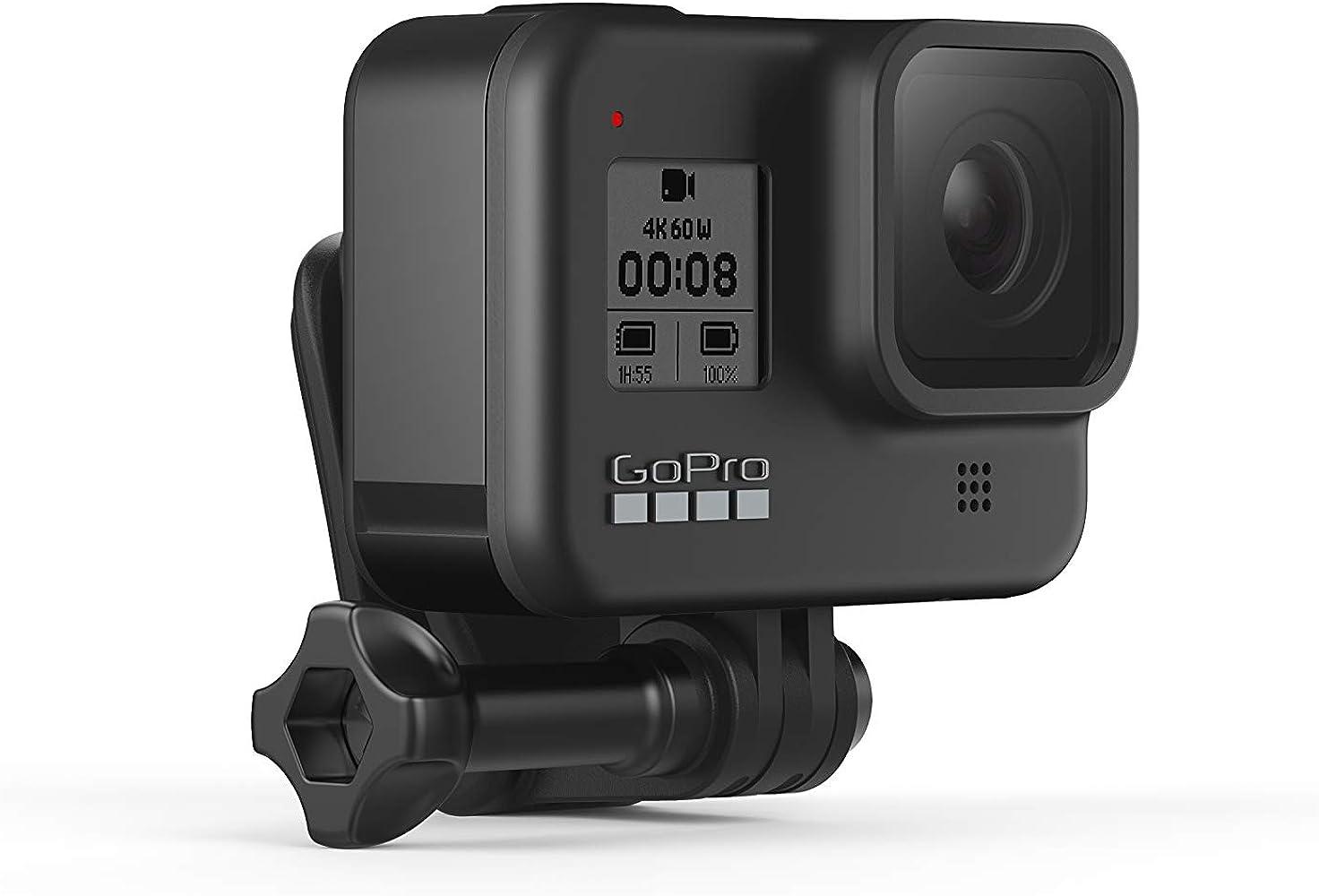 GoPro Headstrap + QuickClip - Pack de Accesorios para Cámara GoPro Hero, Color Negro: GoPro: Amazon.es: Deportes y aire libre