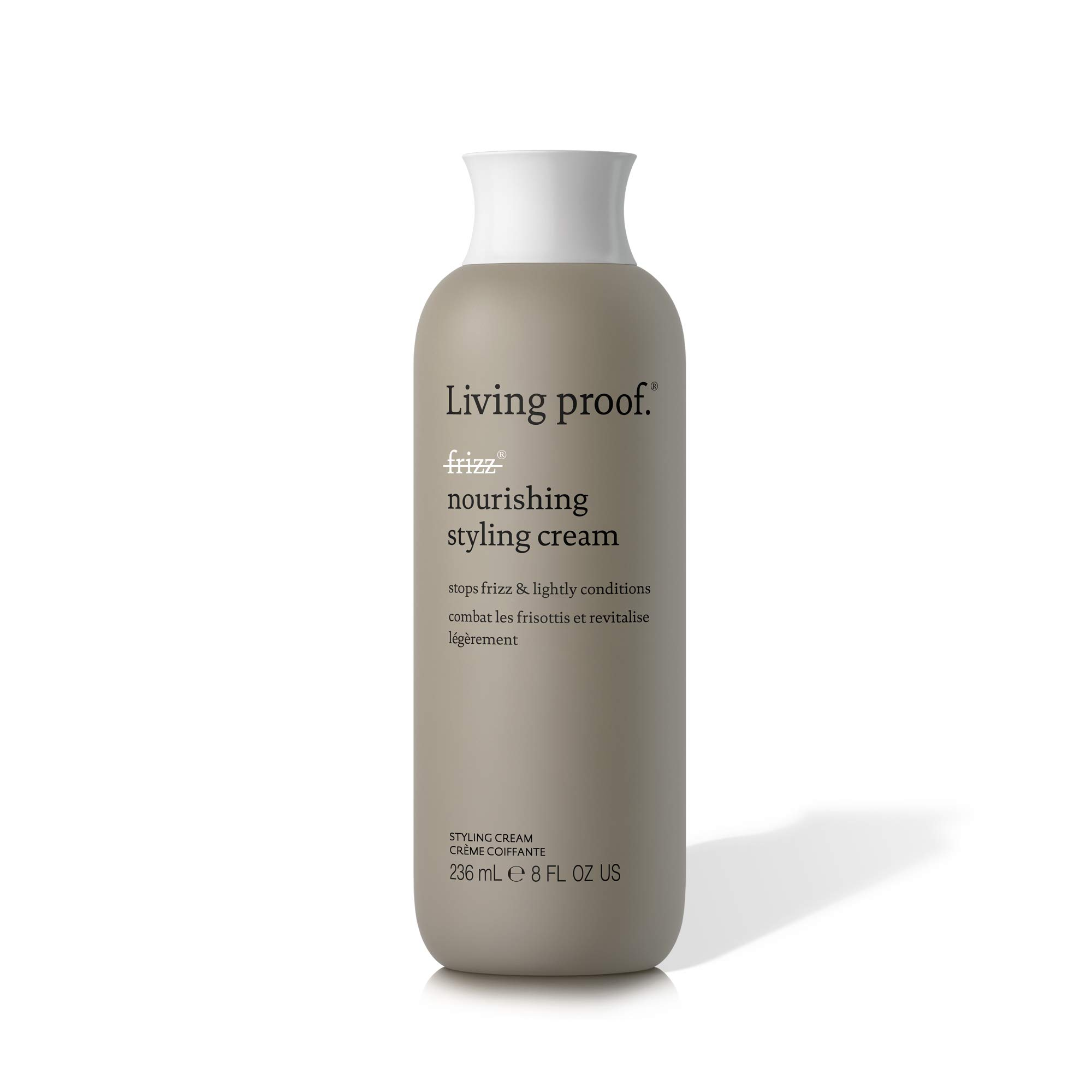Living Proof No Frizz Nourishing Styling Cream, 8 oz by Living Proof