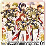 Dramatic Stars & High X Joker - The Idolm@Ster (Idolmaster) Sidem 2Nd Anniversary Disc 01 [Japan CD] LACM-14503