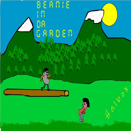Beanie in da garden free