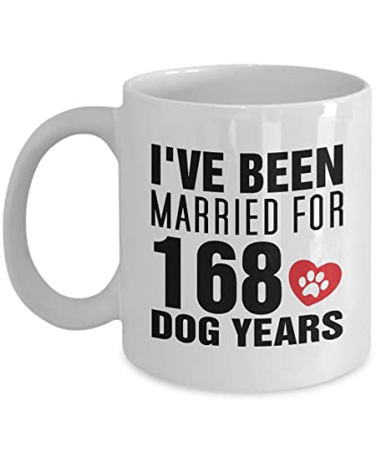 Amazon 24rd Wedding Anniversary Gifts For Dog Lover Her Him