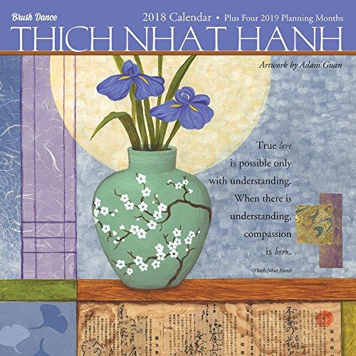 Thich Nhat Hanh 2018 Mini Calendar
