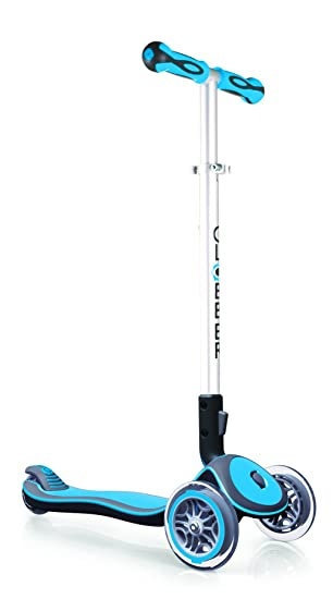 Globber- Patinete Elite, Color Sky Blue (446-101)