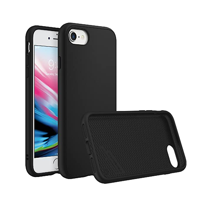 release date: c3e3a 164a8 RhinoShield Case for iPhone 8 / iPhone 7 [NOT Plus] | [SolidSuit] | Shock  Absorbent Slim Design Protective Cover [11ft Drop Protection] - Classic ...