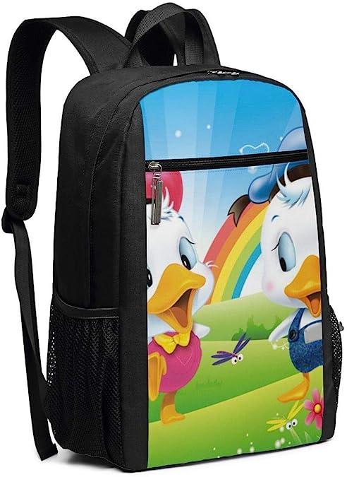 BUGKHD Mochila de viaje para ordenador portátil, diseño de ...