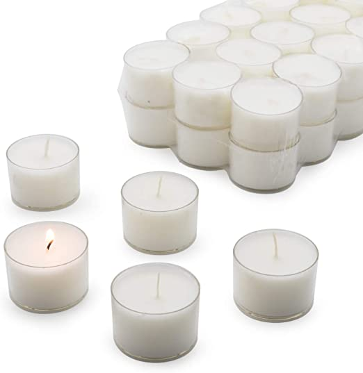 Amazon.com: Royal Imports - Velas de té acrílicas ...