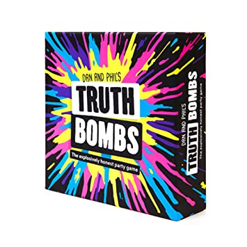 Truth Bombs A Party Game By Dan And Phil