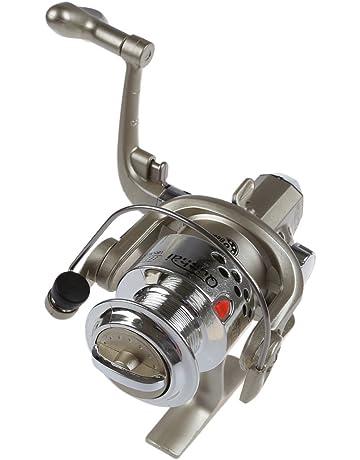 grande resistente Dr.Fish Carrete giratorio de pesca de gran tama/ño para pesca en el mar 11000 y 10000 10BB Carp Surf con carrete de aluminio