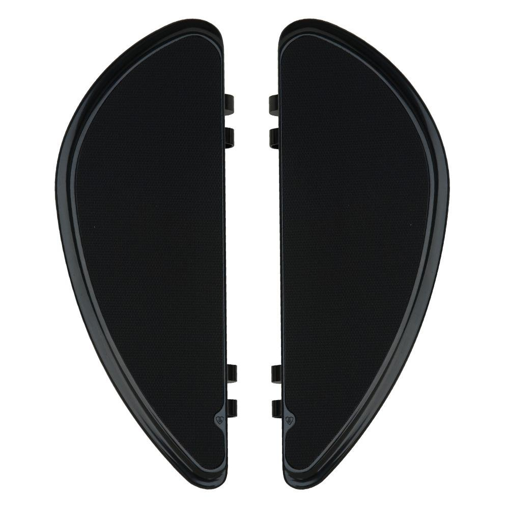 Arlen Ness 15-412 Black Adjustable Driver Floorboard