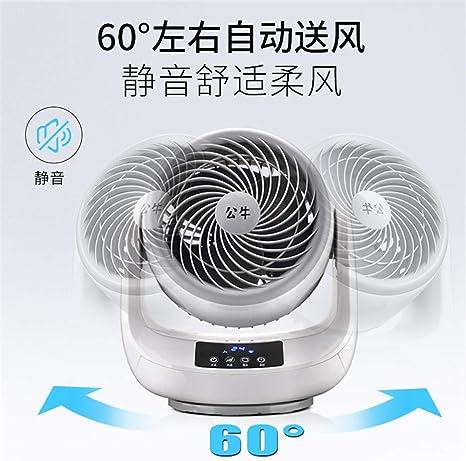 AG Ventilador eléctrico portátil 220V Ventilador de circulación de ...