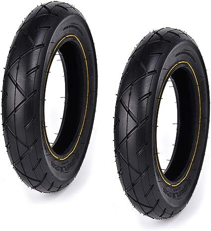 Wingsmoto 10 X 2 125 10 Zoll Reifen Für 2 Rad Scooter Intelligent Selbstausgleichend 25 4 Cm Einrad 2er Pack Auto