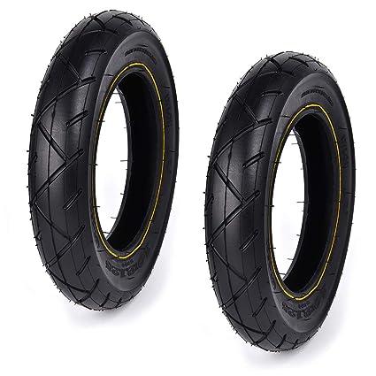 Neumáticos Wingsmoto de 10 x 2,125 254 mm, con neumáticos de scooter eléctrica de dos ruedas con autobalanceador, hover-board, paquete de 2