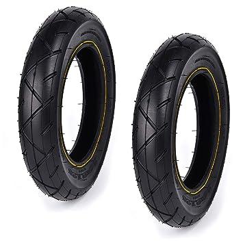 Neumáticos Wingsmoto de 10 x 2,125 254 mm, con neumáticos de scooter eléctrica de dos ruedas con autobalanceador, hover-board, paquete de 2: Amazon.es: ...