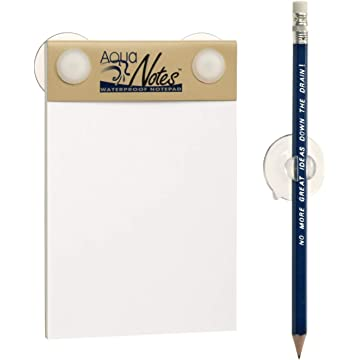 cheap Aqua Notes Water Proof Notepad 2020