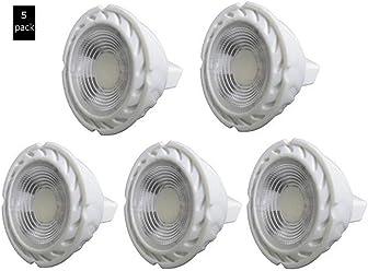 5 Pack COB LED wholesalers MR16 5-Watt (50W Equivalent) LED Spotlight with