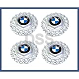 BMW (88-95 models) Wheel Center Caps (x4) BBS wheels (