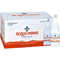 Acqua Panna Natural Mineral Water - 500 ml (Pack of 24)