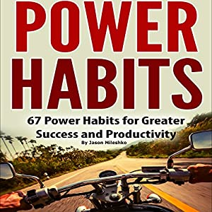 Power Habits Audiobook