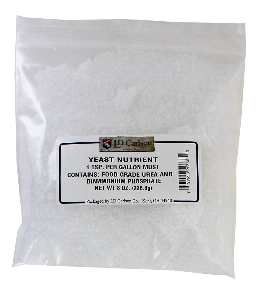 Yeast Nutrient - 8 oz.