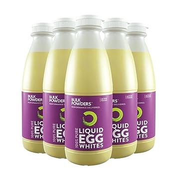 Liquid Egg WhitesPure Egg Protein Kg Bottles Long Shelf