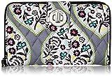 Vera Bradley Women's Rfid Turnlock Wallet-Signature, Heritage Leaf, One Size